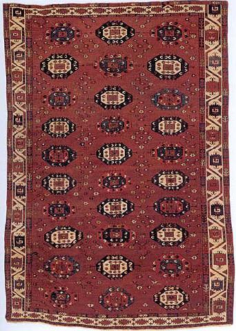 Yomut Main Carpet