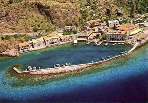 Harbor in Assos