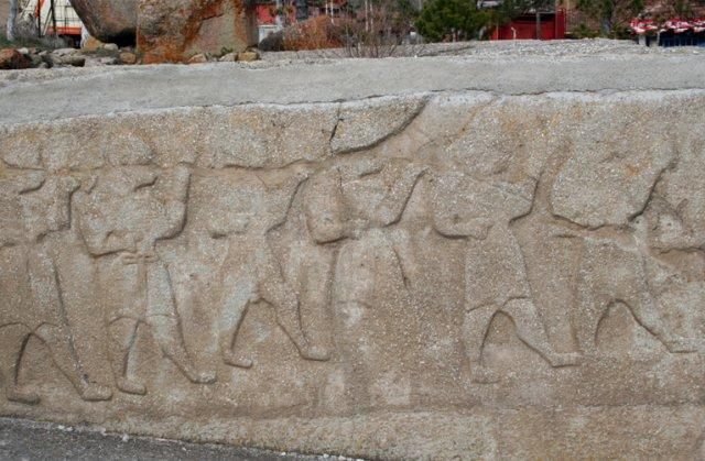 Relief of Southern Gate, Alacahöyük