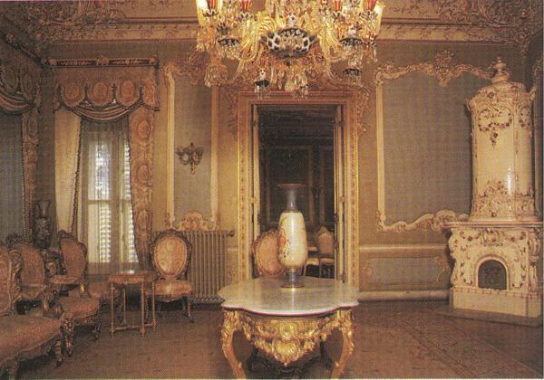 The Writing Room No 3 Yildiz Palace